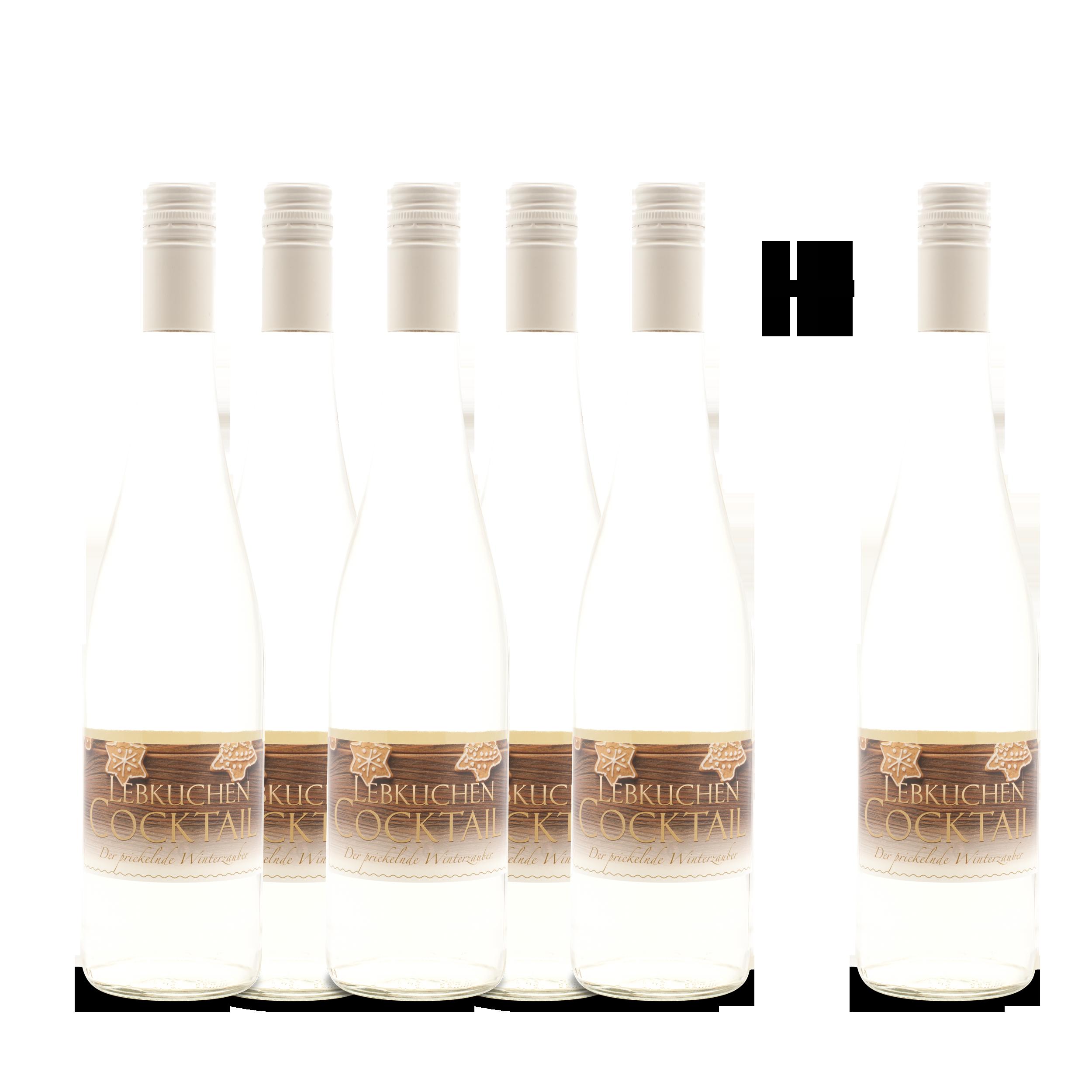 Lebkuchen-Cocktail Aktion 6 für 5