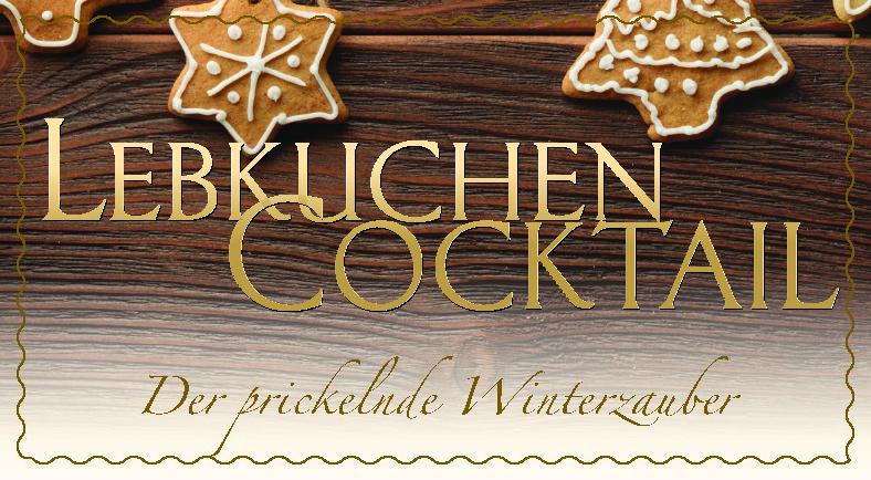 Lebkuchen-Cocktail (Secco)