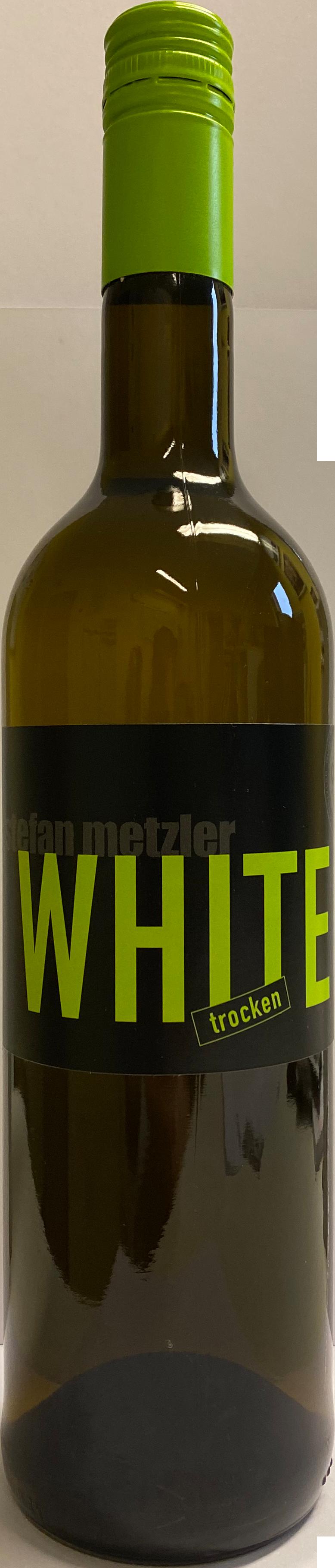 Grauer Burgunder trocken - WHITE Sonderfüllung