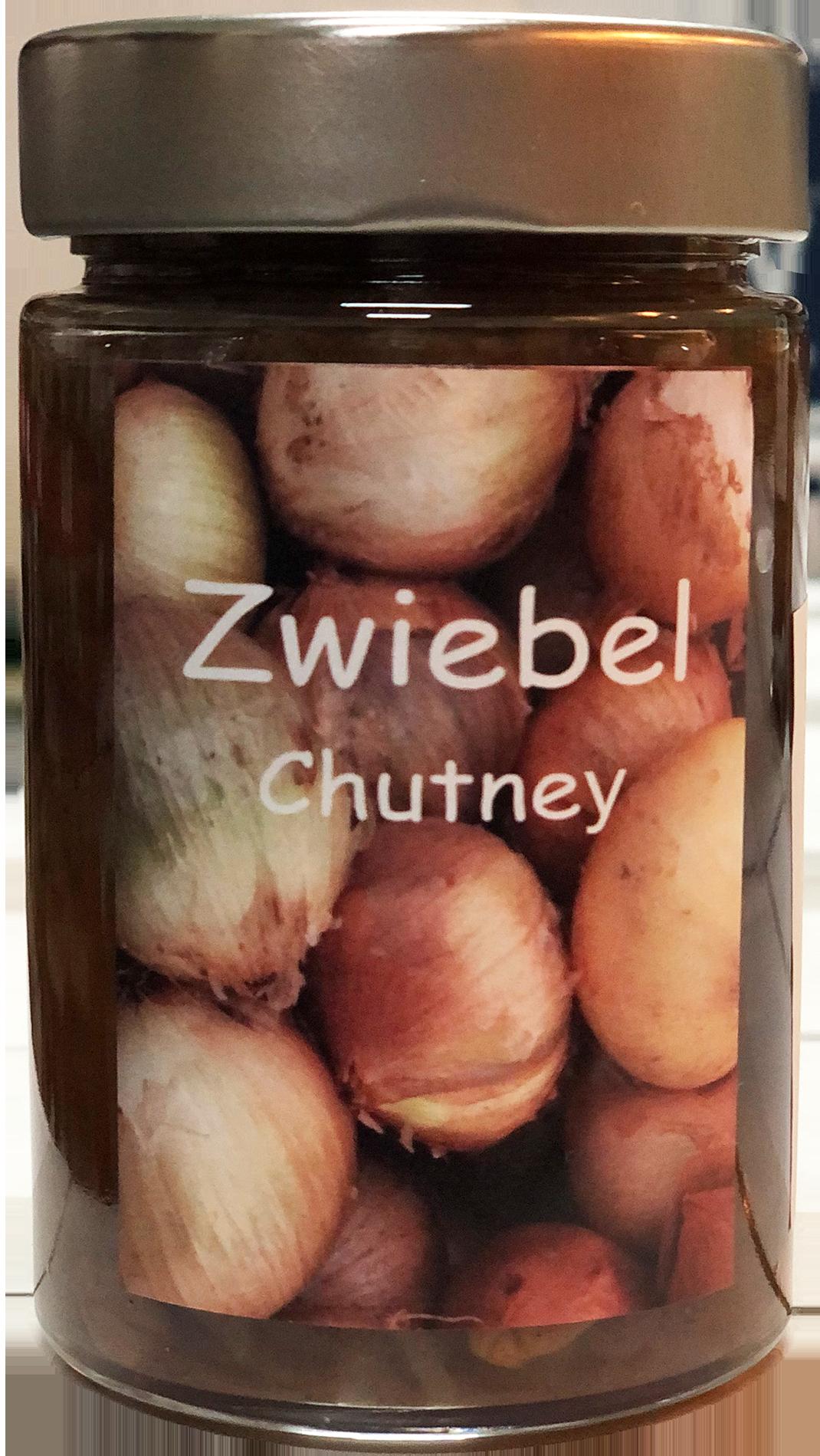 Zwiebel-Chutney