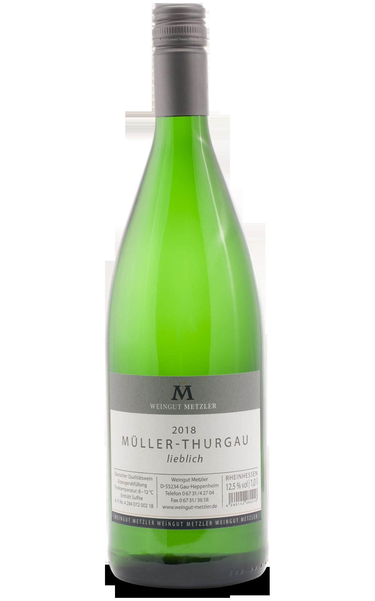 Müller-Thurgau lieblich