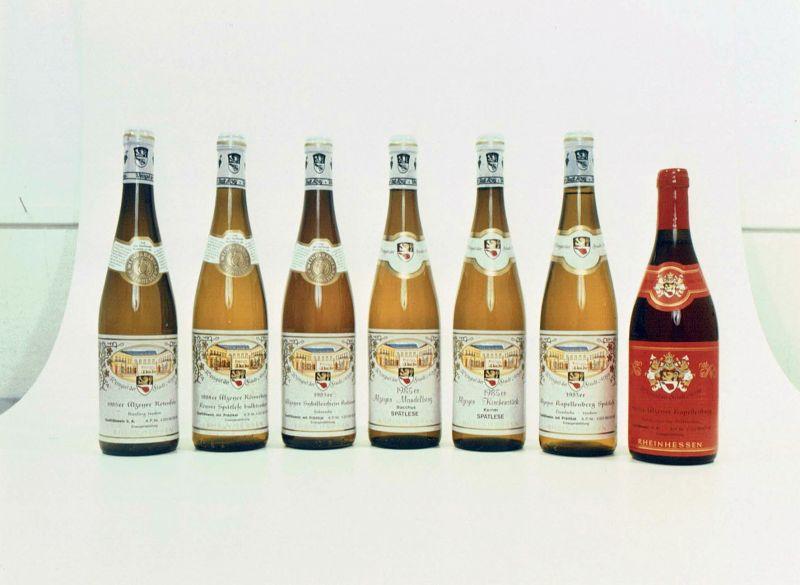 Weingut Stefan Metzler - Weine Online kaufen vom Winzer aus der Region